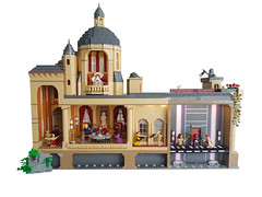 The Theed Royal Palace of Naboo