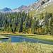 Solitude, Weir Lake, Sierra Nevada, CA 2019