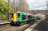 West Midlands Railway 172215 , Droitwich Spa 2.3.19