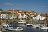 Anstruther in the sun