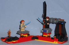 Lego - 75269 Duel on Mustafar