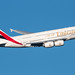 Airbus A380 - Emirates Airlines - A6-EEN
