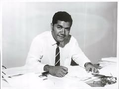 Minister of Health, Honourable Inatio Akaruru, Rarotonga, 1969