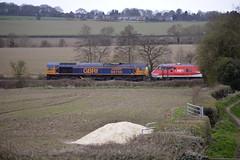 Photo of 66756 at North Anston [1 of 2]