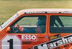 Photo of Peter Baldwin - MG Metro Turbo
