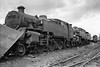 80078 stored at Croes Newydd shed (Wrexham) 02-05-1965