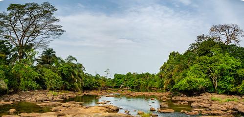 River Moa at Tiway islands