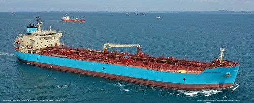 maersk corsica@piet sinke 28-03-2020