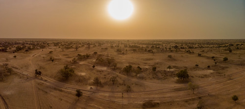 The winding roads into the Sahel