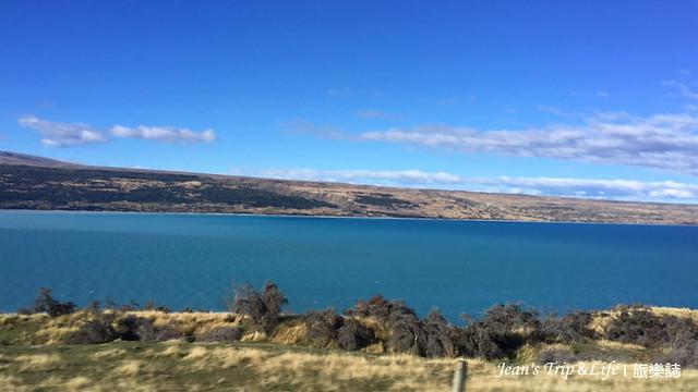 紐西蘭普卡基湖是最美的湖景