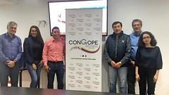 Reunión de #SERVIRamazonia con CONGOPE