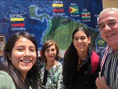 Reunión de #SERVIRamazonia con COICA