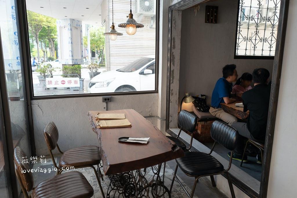 【高雄 Kaohsiung】亨寶咖啡全天候早午餐 復古風格 X 嚴選好食材 @薇樂莉 Love Viaggio | 旅行.生活.攝影