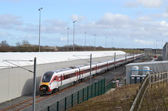 Photo of 801229 at Newton Aycliffe 18th February 2020