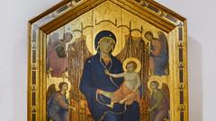 Duccio, The Rucellai Madonna