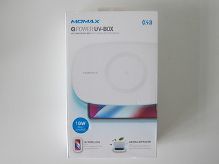 Momax Q.Power UV-Box