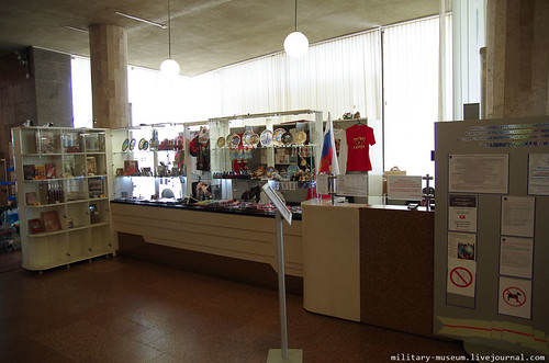 Музей-панорама Сталинградская битва-8