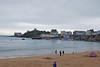Tenby beach & Harbour
