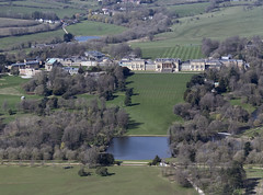 Photo of Stowe School aerial image