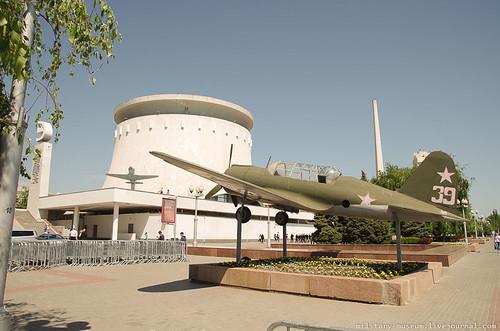 Музей-панорама Сталинградская битва-1