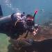 Me scuba diving