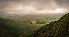 Photo of Valley, Rawthey Valley, Yorkshire Dales National Park, England,UK