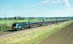Photo of Aberdeen-Bound GNER HST At Ryther.