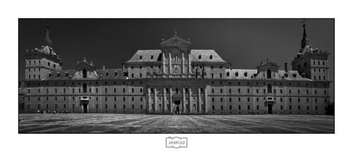 El Escorial / Fachada principal // Main facade