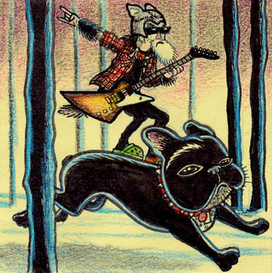 Ride the Pfink