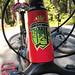 Coed y Brenin mountain bike sticker in Whistler