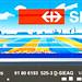 SBB Cargo International, 193 525-3 : Hollandpiercer