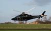 G-VIVE Agusta 109, Scone