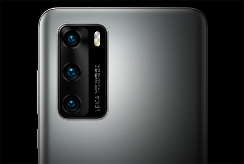 huawei p40 (Photo: cleshop on Flickr)