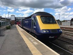 Photo of Great Western Railway 43153 Gloucester 01/08/17