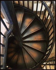Photo of Ammonite staircase