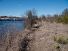 Otonabee River, path