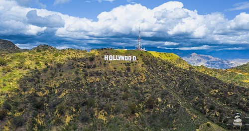 Hollywood-sign LA