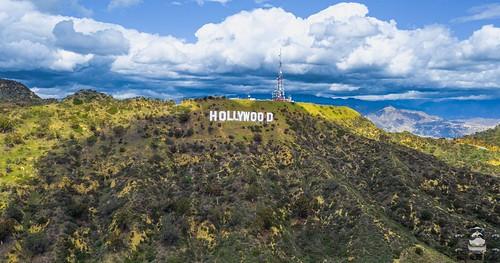 Hollywood-sign LA