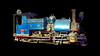 India - West Bengal - Darjeeling Himalayan Railway - Steam Locomotive 802B - 15d