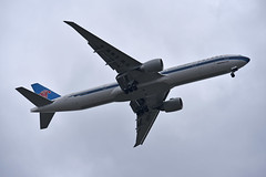 Photo of CZ0303 CAN-LHR: B-209Y first visit to London Heathrow