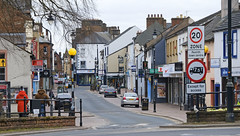 Photo of Penrith - All closed and very few folk.