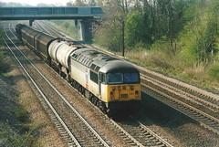 Photo of EWS Class 56 56007 - Milford Jct