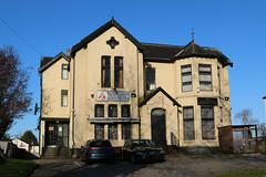 Photo of 29th March 2020. Morning Constitutional. Old Trafford Conservative Club, Seymour Grove,  Manchester