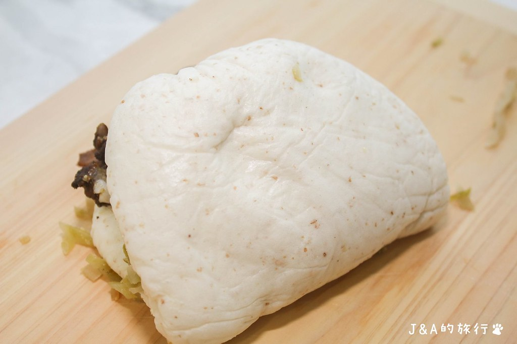 狀元燒肉刈包 鹹豬肉刈包、和風燒肉刈包你吃過了嗎?傳統控肉刈包這邊也有唷!【內湖美食/捷運西湖/捷運港墘】 @J&A的旅行