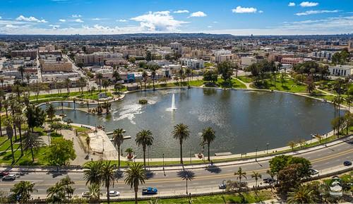 Downtown LA Macarthur Park