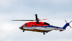 Photo of No slow down in Helicopter Flights @ Aberdeen Airport 01/04/2020.