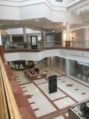 Photo of A empty Merryhill centre