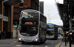 Photo of First 32568 SF54OTK Glasgow 16 January 2020