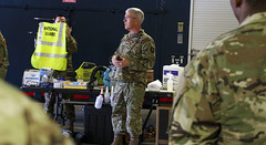 1-108th Cav. Reg. Decontamination Training
