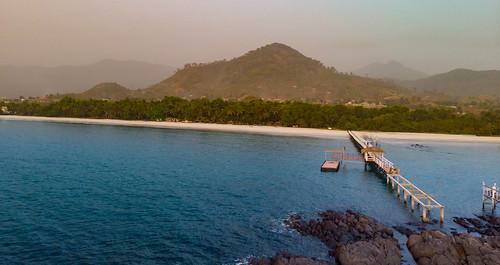 Tokey beach